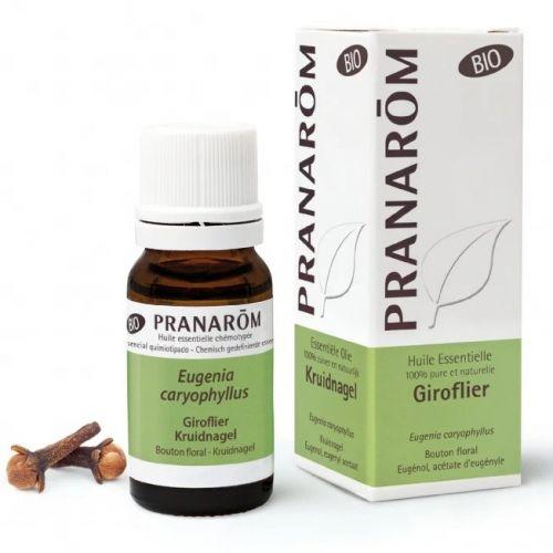 Analgésico, anestésico, anti-inflamatório e anti-bactericida. Óleo essencial quimiotipado.