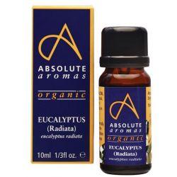 Óleo essencial Eucalipto Radiata Absolute Aromas | Ser Essencial