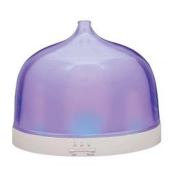 O Difusor de Aromas Aroma-Blossom permite criar um ambiente relaxante ou revigorante em sua casa ou local de trabalho. Este difusor ultrassônico pode ajudá-lo a relaxar, sentir-se revigorado ou facilitar a respiração.