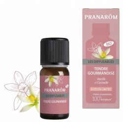 O doce conforto do aroma à baunilha e canela. Uma mistura de óleos essenciais  com um aroma delicioso e confortante. Ótima opção para uma prenda deNatal!