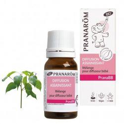 Mistura para difusão purificante. Perfeita para os períodos mais susceptíveis às constipações de inverno.
