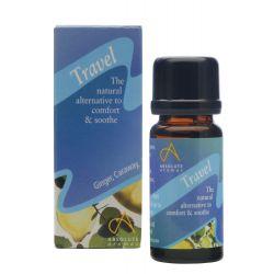 O poder natural dos óleos essenciais  no alívio das náuseas eenjôos.