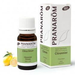 Óleo essencial Limão BIO Pranarom | Ser Essencial
