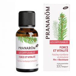 Mistura de óleos essenciais  puros e biológicos