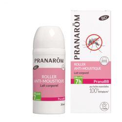 Especialmente formulada para bebés de 6 a 30 meses, é eficaz por 7h e protege a pele das picadas dos mosquitos europeus e tropicais.