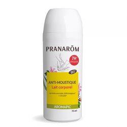 Eficaz 7h, com um aroma agradável, protege a pele das picadas de mosquitos europeus e tropicais.