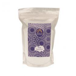 Sais puros de Epsom! Ótima base para fazer sais de banho aromáticos.