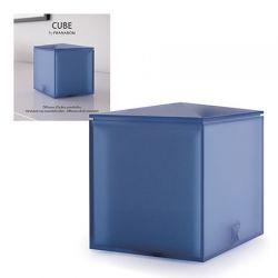 Cubo Difusor Ultrassónico - Efeito de luz transparente