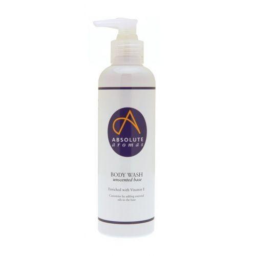 Livre de parabenos, sulfatos e fragrância. Ideal para misturar seus óleos essenciais preferidos e elaborar um gel de banho à sua medida.