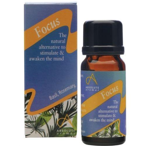 Uma ótima maneira de ajudar a abrir a mente e aumentar a concentração. Mistura de óleos essenciais sem diluição.