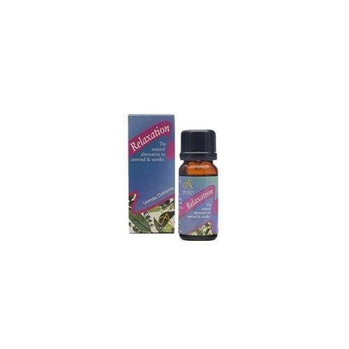 Uma mistura suave de aromaterapia para ajudar a relaxar, descontrair e acalmar a mente.
