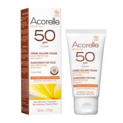 Alta protetção solar 100% de origem natural com eficácia comprovada. Sem efeito banco, oleoso ou pegajoso, é ideal para peles claras e sensíveis.