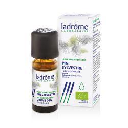 Óleo essencial Pinheiro Silvestre BIO Ladrôme | SerEssencial Aromaterapia