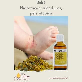 Bebé - Hidratação Assaduras Pele Atópica