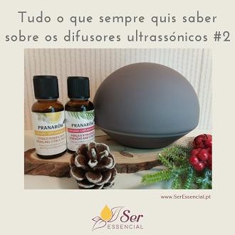 Difusor Dome aromaterapia