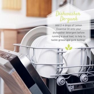 Limpeza máquina lavar loiça